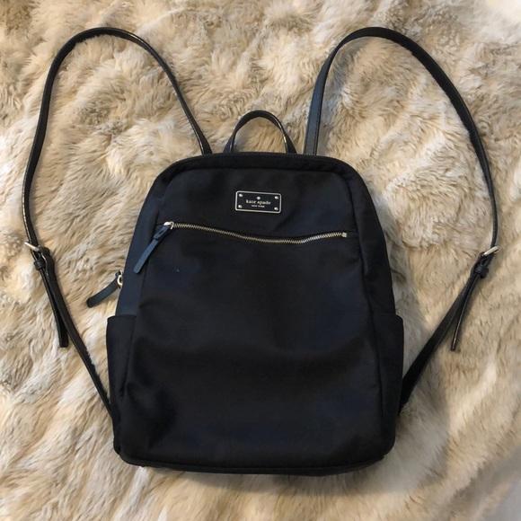 kate spade Handbags - KATE SPADE NYLON MINI BACKPACK 9ba858a92af9b